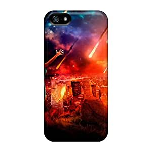Iphone 5/5s Case Cover - Slim Fit pc Protector Shock Absorbent Case (apocalypse Now)