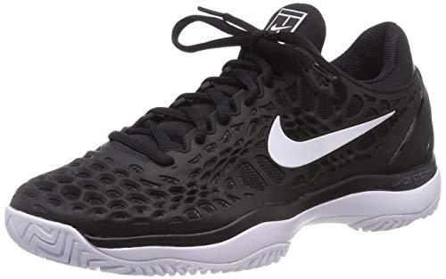 Nike Men's Zoom Cage 3 Tennis Shoe (10 D(M) US, Black/White-Anthracite)