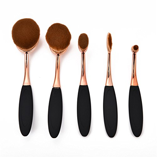 Foundation Makeup Toothbrush Concealer Powder