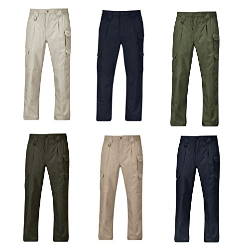 Propper Men's Lightweight Tactical Pant, Olive, 50 x Unfinished 37.5