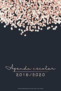 2019 2020 Agenda Escolar: El Calendario Semestral y