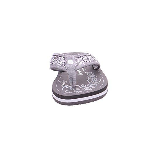 Mustang Unisex-Kinder 5041-702-2 Zehentrenner Grau (Grau)