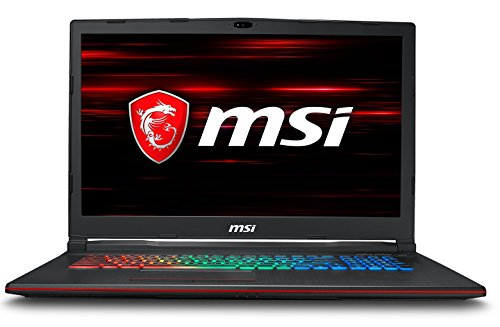 "XOTIC PC MSI GP73 Leopard VR Ready Gaming Laptop (Intel i7-8750H, 16GB RAM, 128GB NVMe SSD + 1TB HDD, NVIDIA GeForce GTX 1060, 17.3"" Full HD 120Hz 3ms, Windows 10 Home) i7 8th Gen Gamers Notebook"