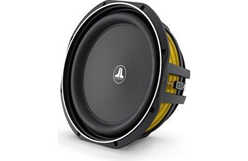 JL Audio 10TW1-2 10'' Shallow Mount 2-Ohm Subwoofer