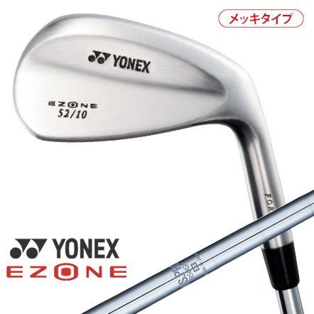 ヨネックス(YONEX) EZONE ウェッジ メッキタイプ EZMN-562 56度