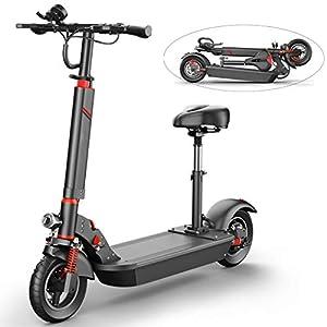 41fyG1Mu2BL. SS300 Scooter elettrico Adulti Monopattino Elettrico,Display LCD,30km di autonomia,velocità Fino a 25km/h,Potente Motore da…