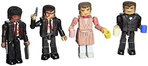 Diamond Select Toys Pulp Fiction 20th Anniversary: The Bonnie Situation Minimates Box Set