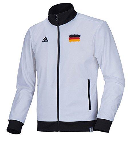 Germany Jacke Trainingsjacke Schwarz Adidas Weiss Tracktop rxBCdeo