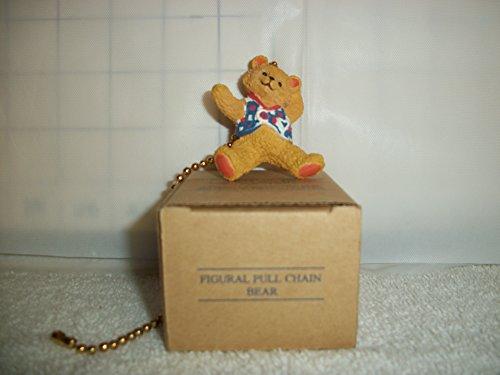 Avon Bear - Vintage Avon Figural Pull Chain - Bear