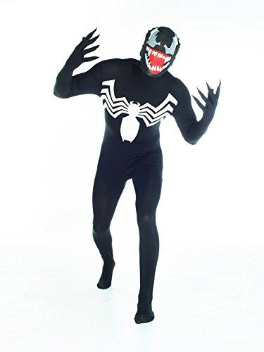 Morph Costumes, Disfraz oficial Venom, Multicolor, L - 55-59 ...