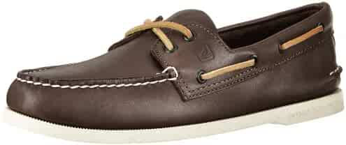 Sperry Top-Sider Men's Razorfish Brown/Buck Brown Boat Shoe 11 M (D)