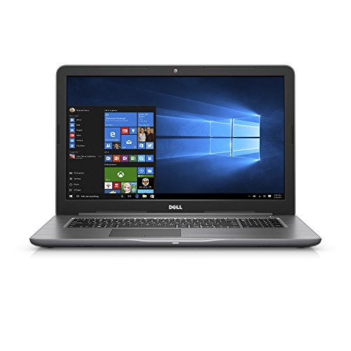 Dell-i5767-5889GRY-Inspiron-Pro-173-HD-Laptop-Core-i5-7200U-8GB-DDR4-1TB-Hard-Drive-Windows-10-Pro-Gray
