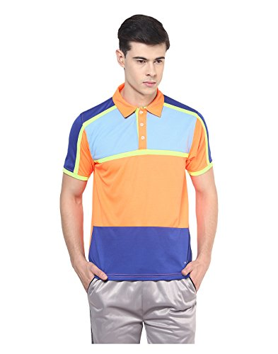Yepme Herren Poloshirt blau blau