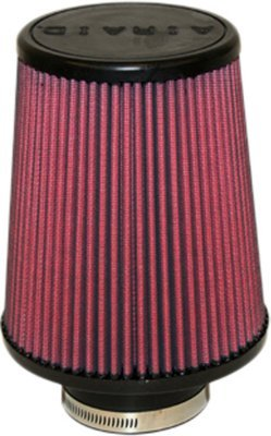 700-494 - Airaid 700-494 Universal Air Filter - Red, Cotton & Synthetic Blend, Washable, Universal