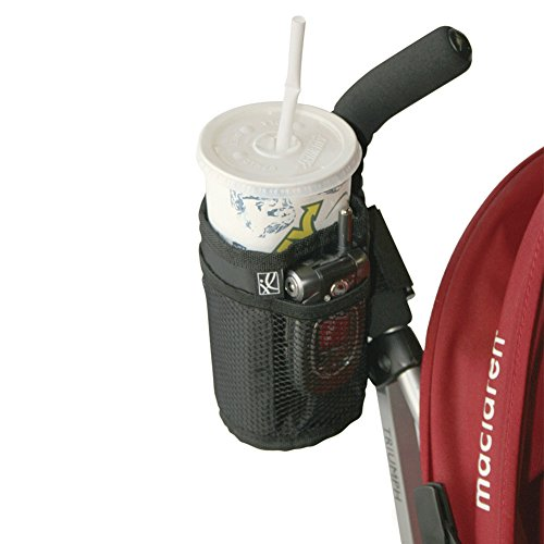 Cup 'n Stuff - Insulated Drink Holder Attachment by Rose Medical