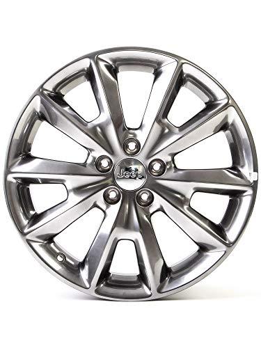 "Mopar 82213894AB 18"" Hyper Black Wheel Jeep Cherokee"