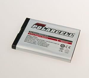 NFE² Edition Polarcell–Batería de polímero de litio 1100mAh–para Nokia 26002610262627102730310031093120, 3650, 3660, 6030, 6085, 6230, 626762706555