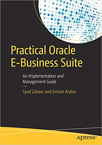 Oracle Ebusiness Suite Book