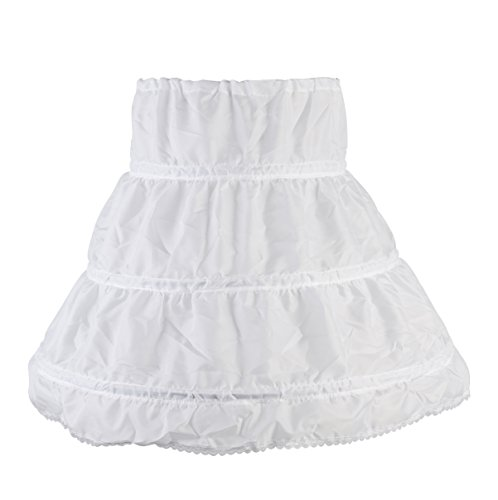 Southern Belle Costumes China - WINOMO Girls' Skirt Petticoat Half Slip