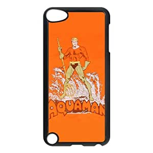 Ipod Touch 5 Phone Case for Aquaman pattern design