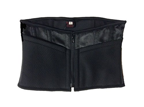 Eurotique Concealed Carry Black Corset product image
