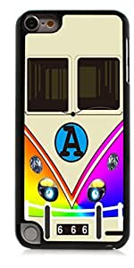 HeartCase Hard Case for Apple itouch 5g 5th Generation ( Minibus Teal )