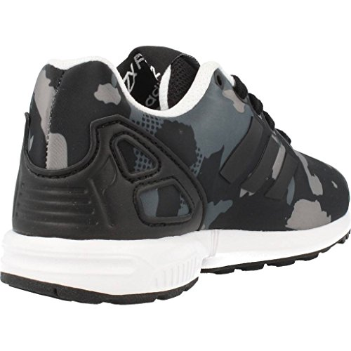 adidas Zx Flux El Camo Noire Gris 28