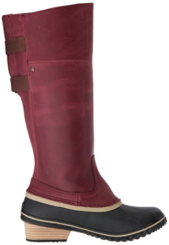 Sorel Womens Slimpack In Sella A Ii Neve Stivale Sequoia, Tabacco