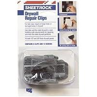 Sheetrock Drywall Repair Clips by Sheetrock