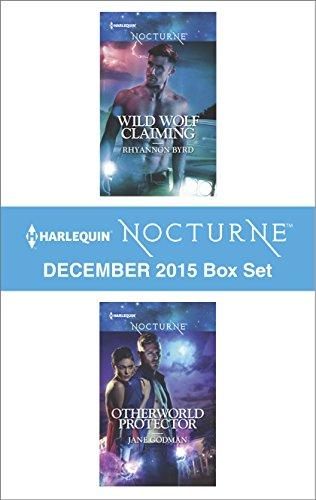 book cover of Harlequin Nocturne December 2015 - Box Set