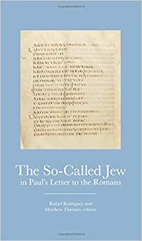 the so called jew in pauls letter to the romans