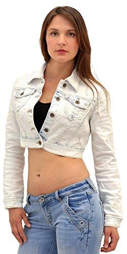 veste manches grandes Jeans by longues Femme tailles rex M03 M01 gwqn4P