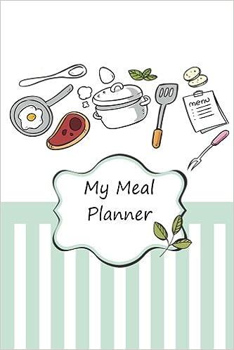 my meal planner food planner diary log diet planner food