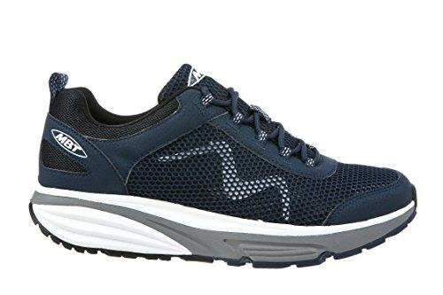MBT Schuhe Herren Colorado 17 Lace Up Athletic Schuh Mesh-Schnürschuh Benzin / Blau