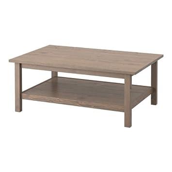 Ikea Hemnes Coffee Table Grey Brown 118x75 Cm Amazon Co Uk