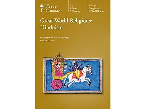 Great World Religions: Hinduism (Great Audio)