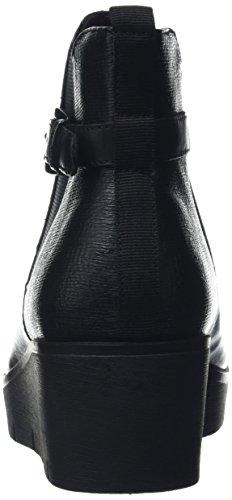 Tamaris 25426, Botines para Mujer Negro (BLACK 001)