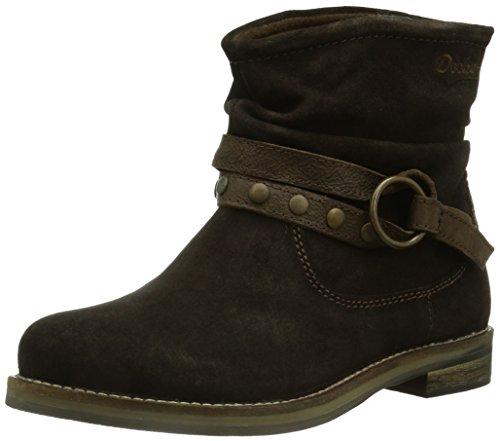 Dockers 354031-141010 - Botas Mujer Chocolate 010