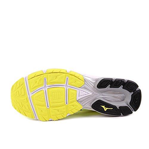Mizuno Aero Yellow Jaune Black Yellow Wave 16 PPqr8wz