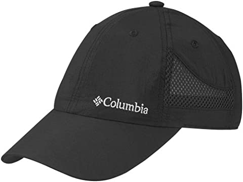 Columbia Tech Shade Cap One Size Black