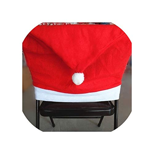 Deer Christmas Tablecloth Dustproof Table Cover X mas Thanksgiving Dinner 3D Tablecloth Home Party Decor 08,Chair Cap 60 x50cm,150X260cm (Target Thanksgiving Tablecloths)
