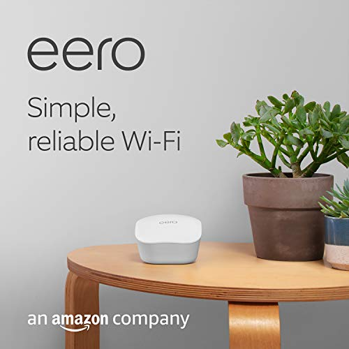Amazon eero mesh Wi-Fi system   3-pack