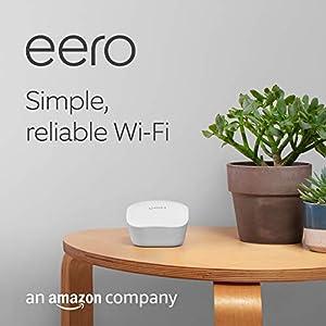 Introducing Amazon eero mesh Wi-Fi router/extender: Amazon.co.uk: Amazon Devices
