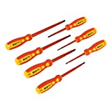 Performance Tool  W30897 Electrical Screwdriver Set, 7-Piece