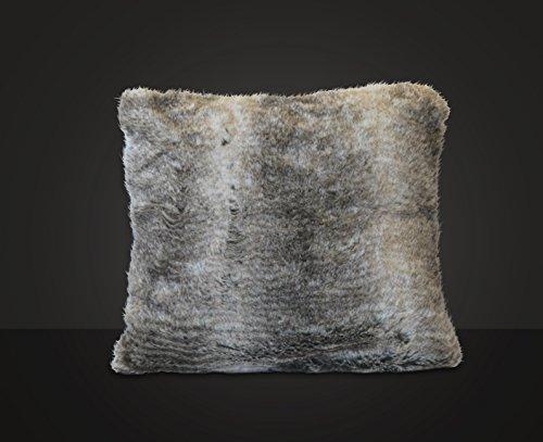 SLPR Faux Fur Pillow Cover  | Soft Lush Decorative Fur Cushi