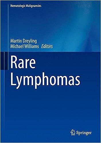 Rare Lymphomas (Hematologic Malignancies)