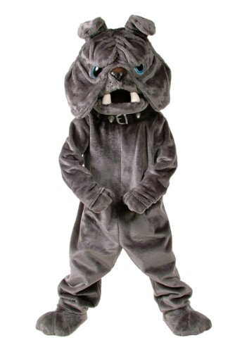 ALINCO Bulldog Mascot Costume -