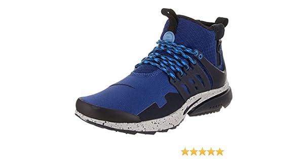5fe32be5504b NIKE AIR PRESTO MID UTILITY MENS Sneakers 859524-401