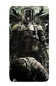 Zheng caseFashionable JIhEPDz79OOHUV Galaxy Note 3 Case Cover For Tom Clancy Splinter Cell Blacklist Protective Case With Design
