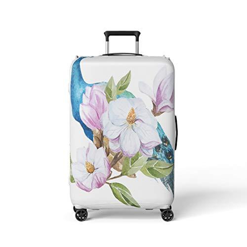 abee51c4839d Amazon.com: Semtomn Luggage Cover Thanksgiving Day Cornucopia Symbol ...